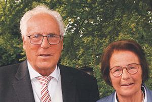 Hinni und Heidi Jürjens freuen sich auf Ihre Unterstützung.